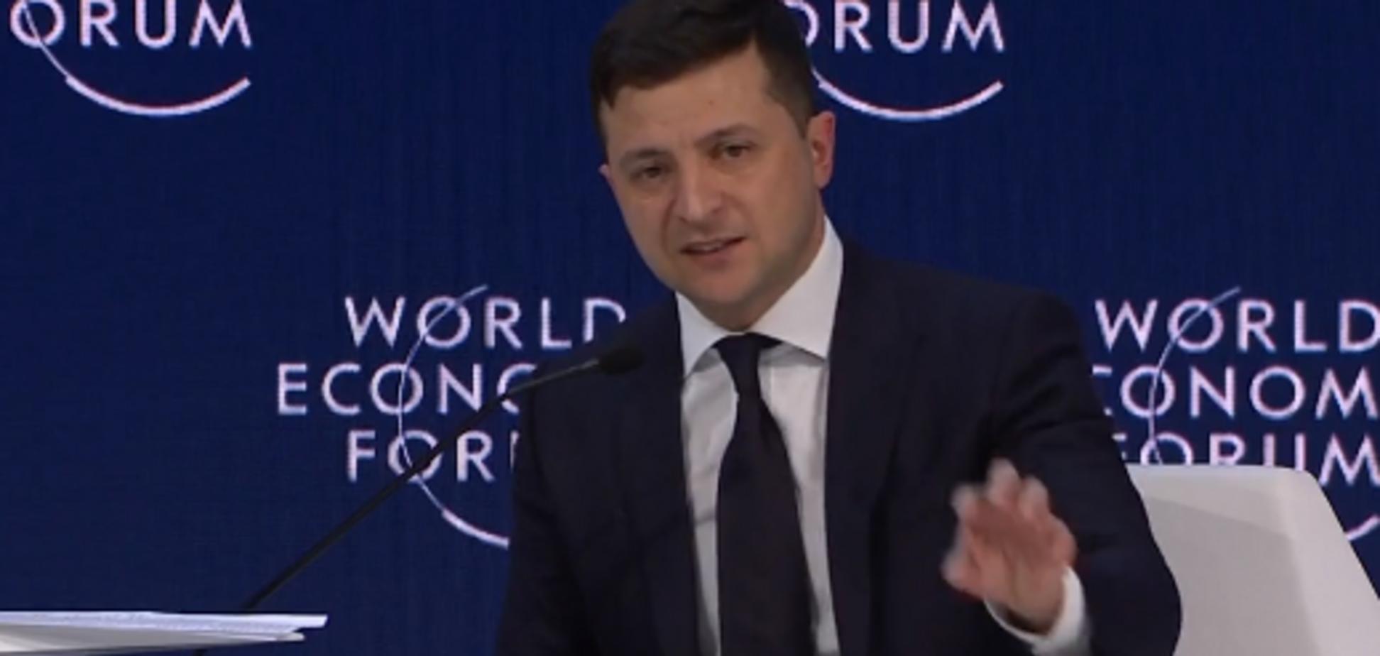 Зеленський озвучив пропозиції України інвесторам