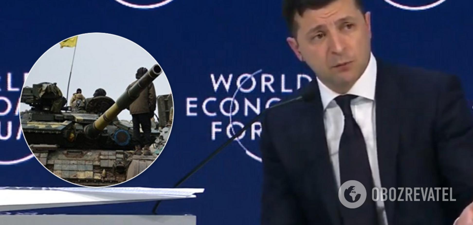 'Мы готовы закончить войну сегодня': Зеленский сделал громкое заявление о Донбассе