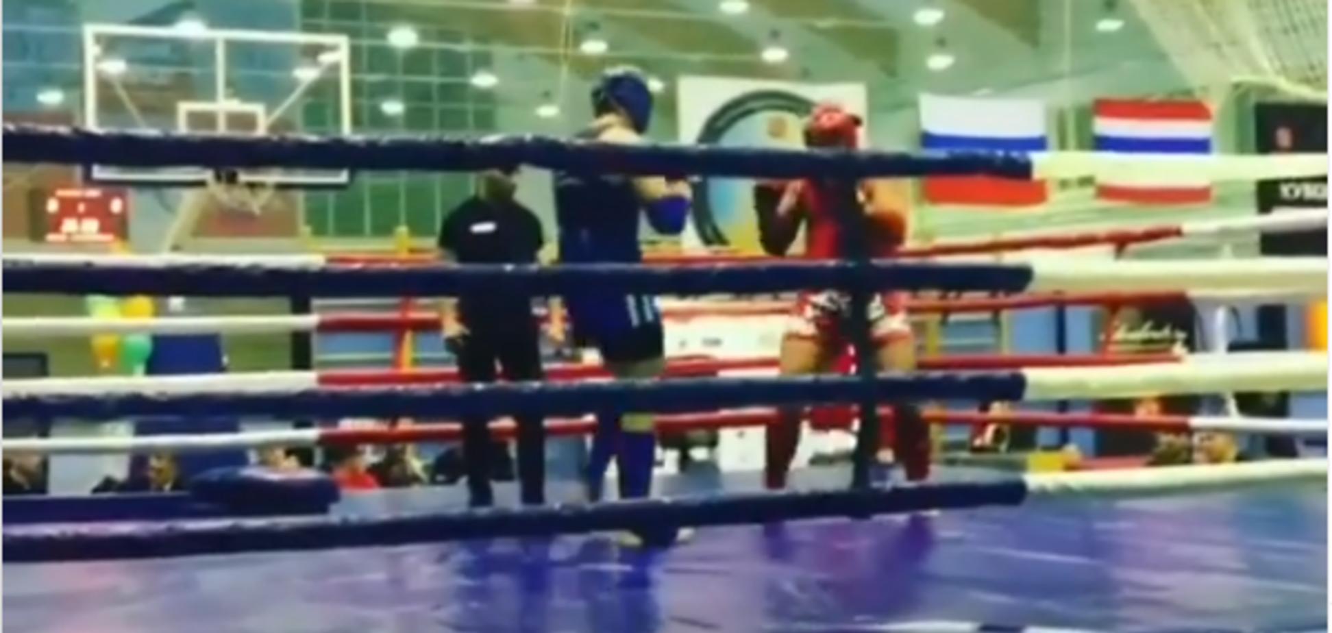 Український боксер одним ударом здобув перемогу на турнірі в Росії