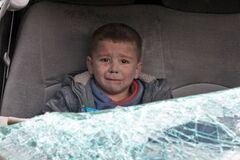 'Бог помститься тиранам!' Авіаудар Росії в Сирії вбив десятки мирних людей. Страшні фото