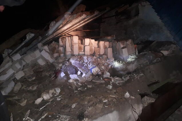 На Харьковщине стена убила мужчину