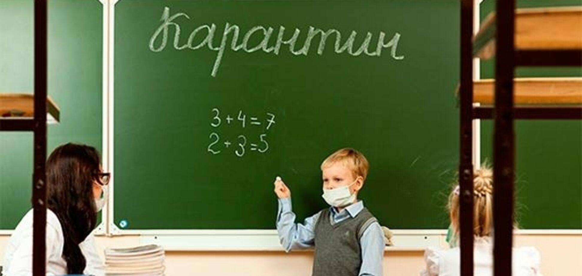 В Украине массово закрывают школы из-за гриппа: в каких регионах объявлен карантин