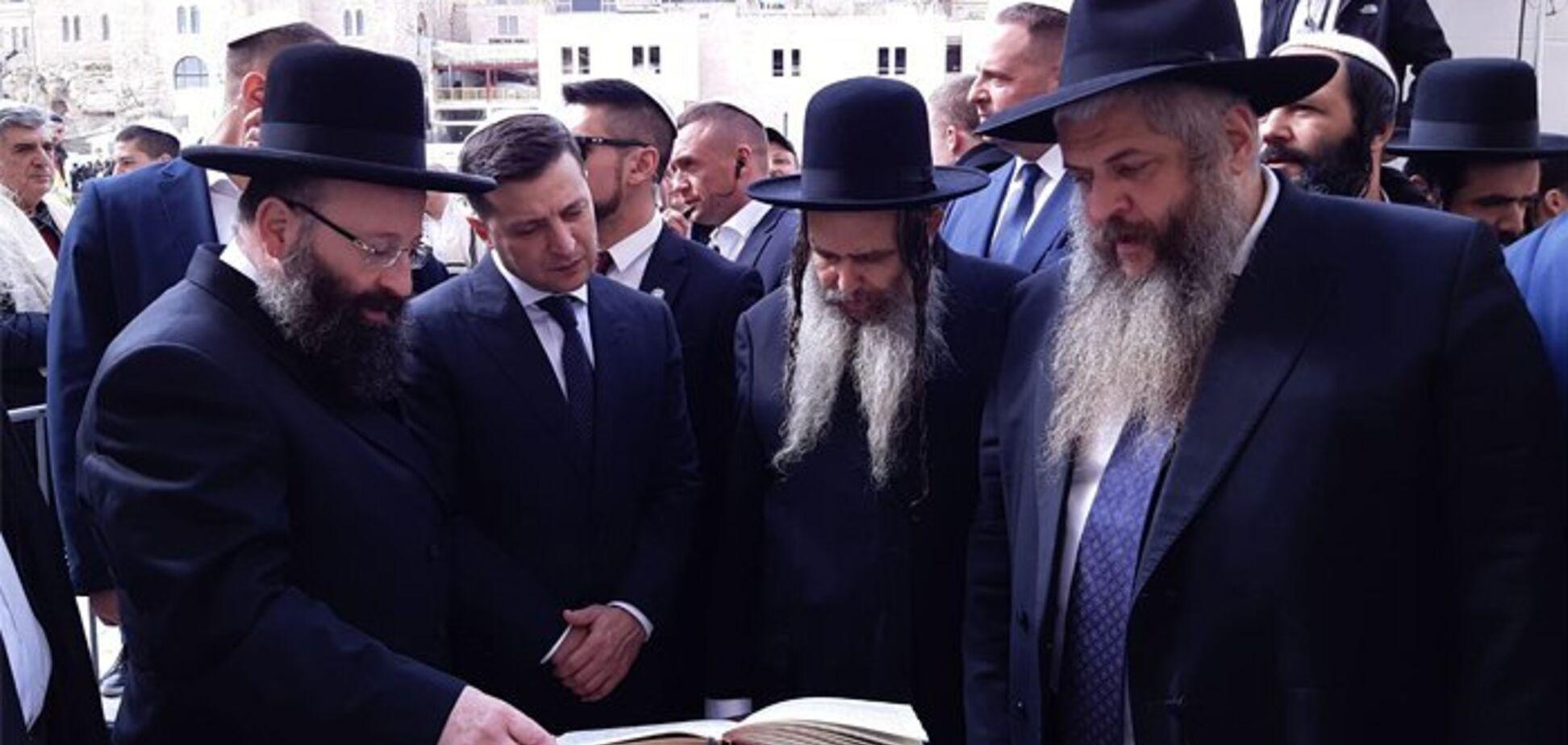 'Широкий жест': поступок Зеленского на форуме в Израиле поразил украинцев
