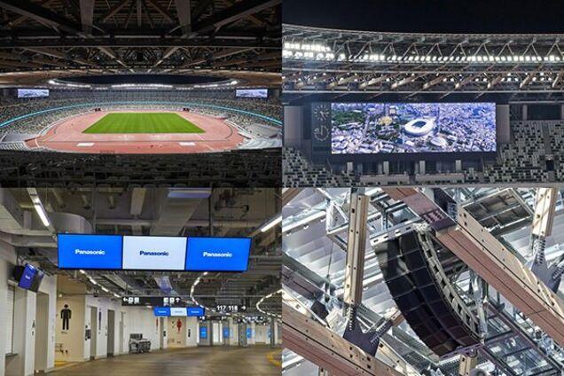 Panasonic оборудует Национальный стадион для Олимпийских игр-2020 в Токио