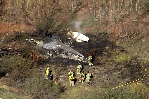 У США впав і загорівся літак: усі загинули