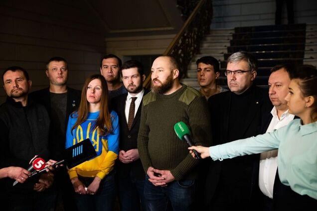 """""""ЄС"""" і рідні Небесної сотні провели зустріч для об'єднання зусиль проти адвоката Януковича в ДБР"""