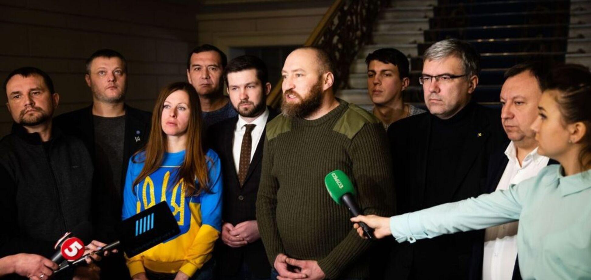 'ЕС' и родные Небесной сотни объединились против адвоката Януковича в ГБР