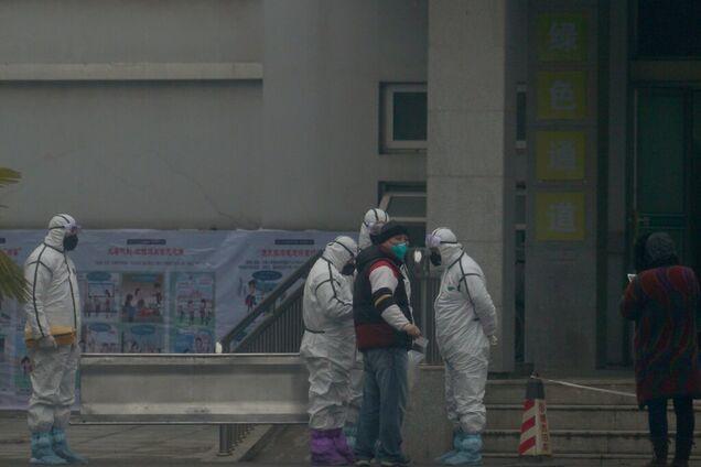 В Китае бушует коронавирус