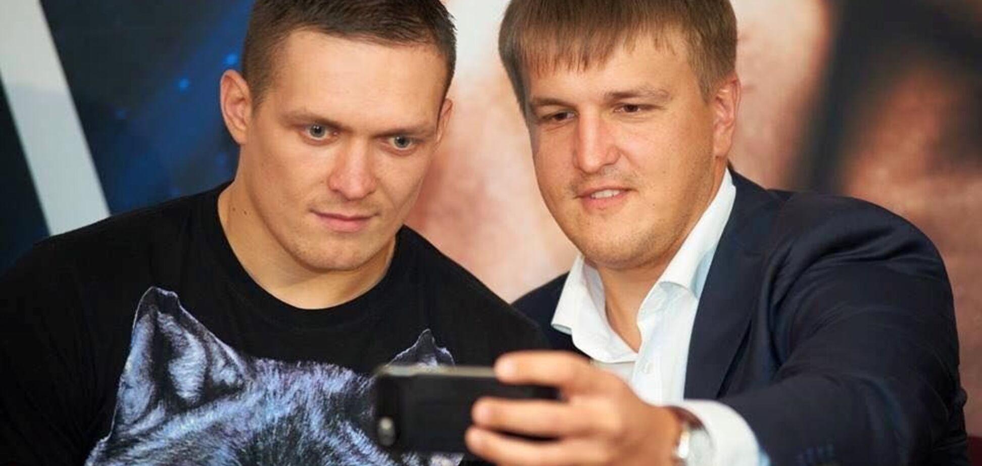 Бой весной: промоутер Усика назвал следующего соперника украинца