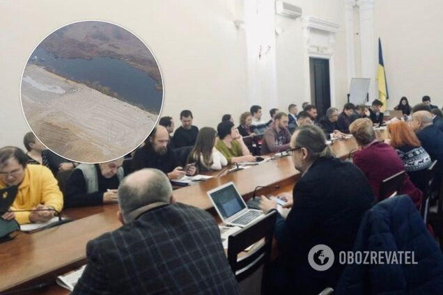 У екологічній комісії КМДА заявили, що не можуть зупинити незаконну діяльність