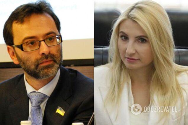 Георгий Логвинский и Наталья Бернацька