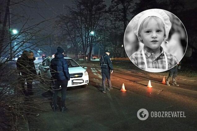 Во время ДТП Егор пострадал больше
