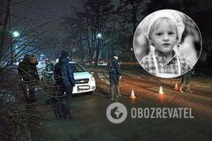 Чуда не случилось: умер 4-летний мальчик, которого с братом и дедушкой сбила машина в Черкассах