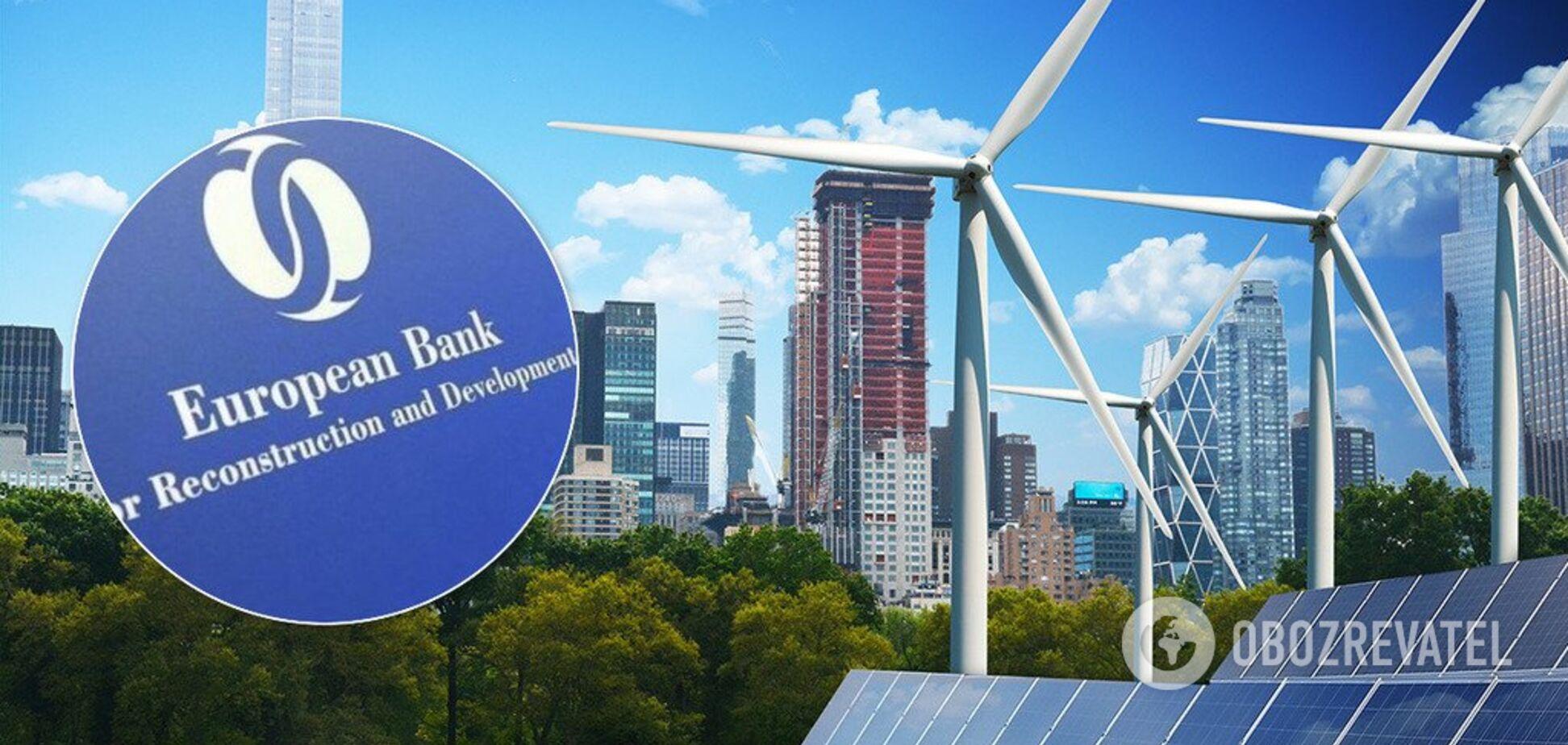 Європа дасть Україні мільйони на розвиток відновлюваної енергетики