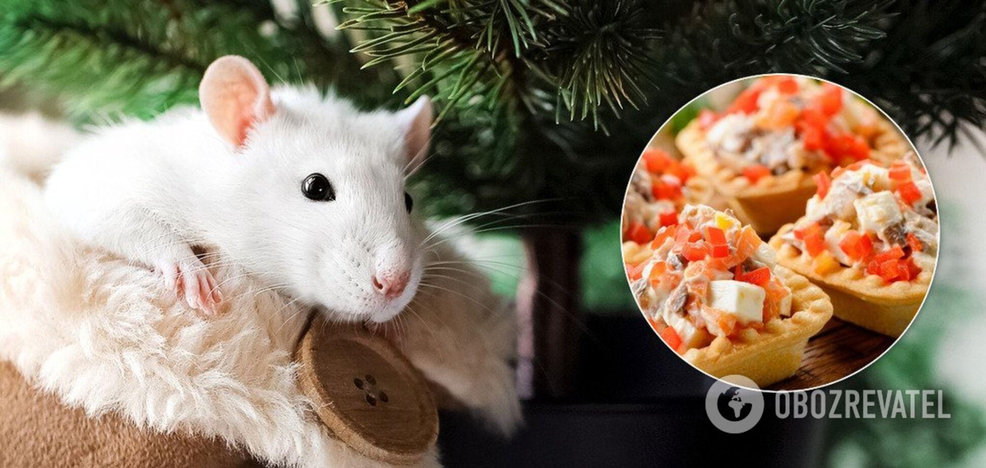 Новий рік Щура: які страви повинні бути на столі