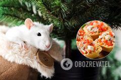 Новый год Крысы: какие блюда должны быть на столе