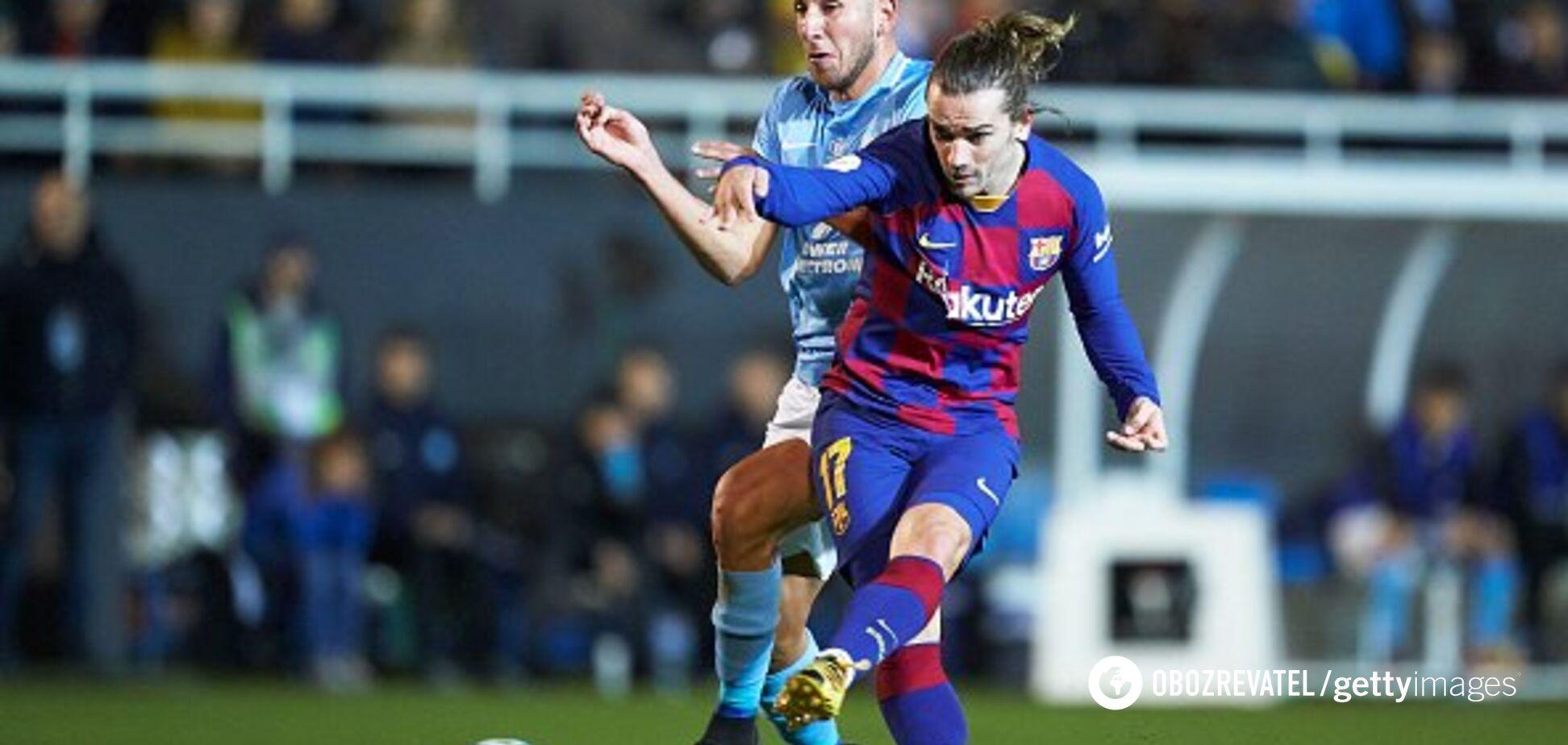 ''Ібіца'' – ''Барселона'' – 1: 2