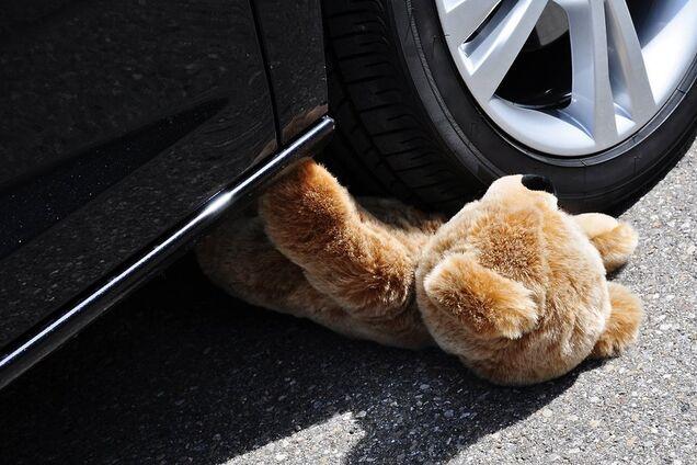 В Днепре автомобиль на полном ходу сбил ребенка