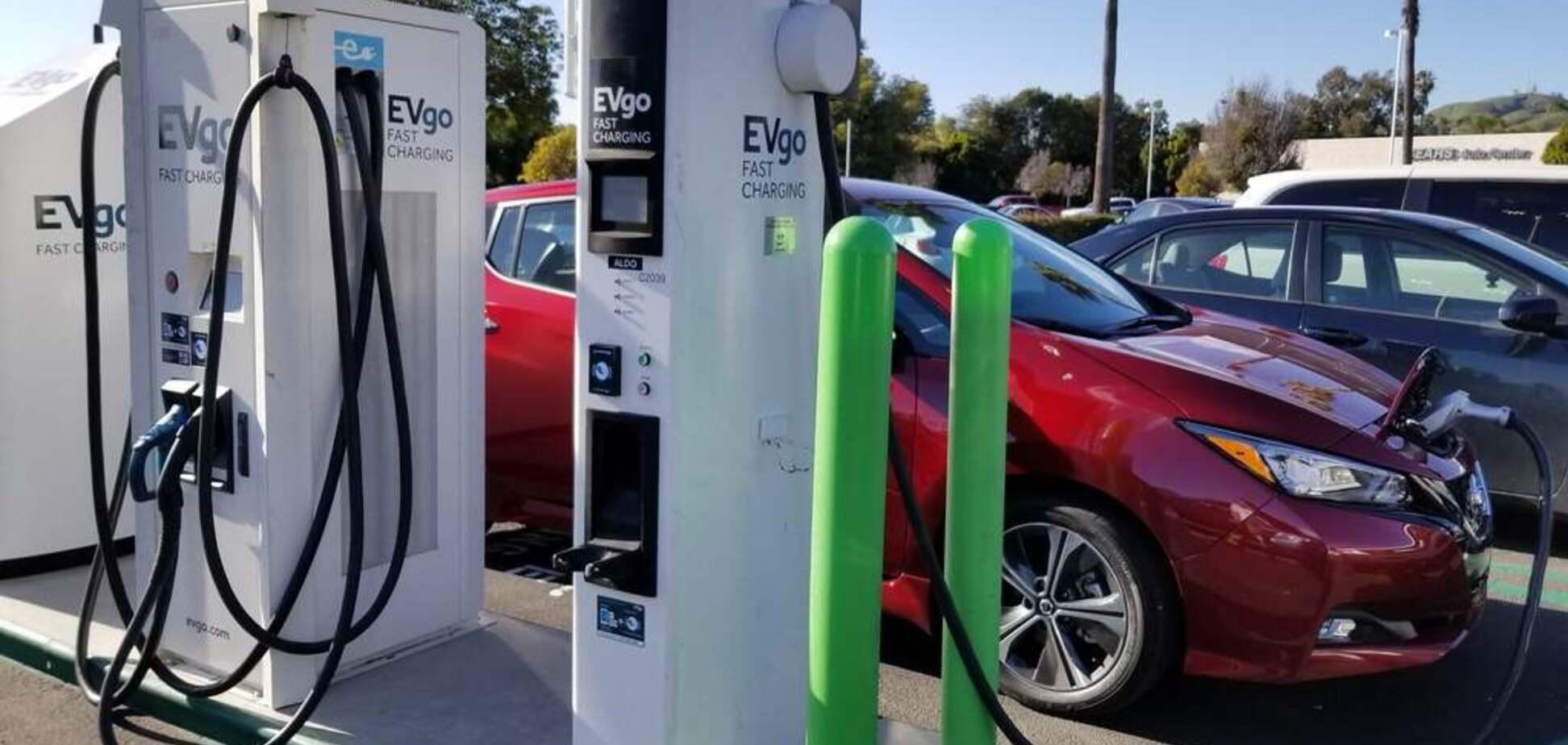 За три хвилини: у Китаї запропонували новий метод заряджання електромобілів