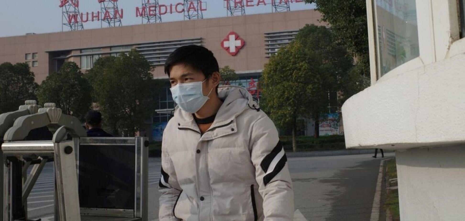 Смертельний коронавірус із Китаю: медики назвали перші симптоми зараження