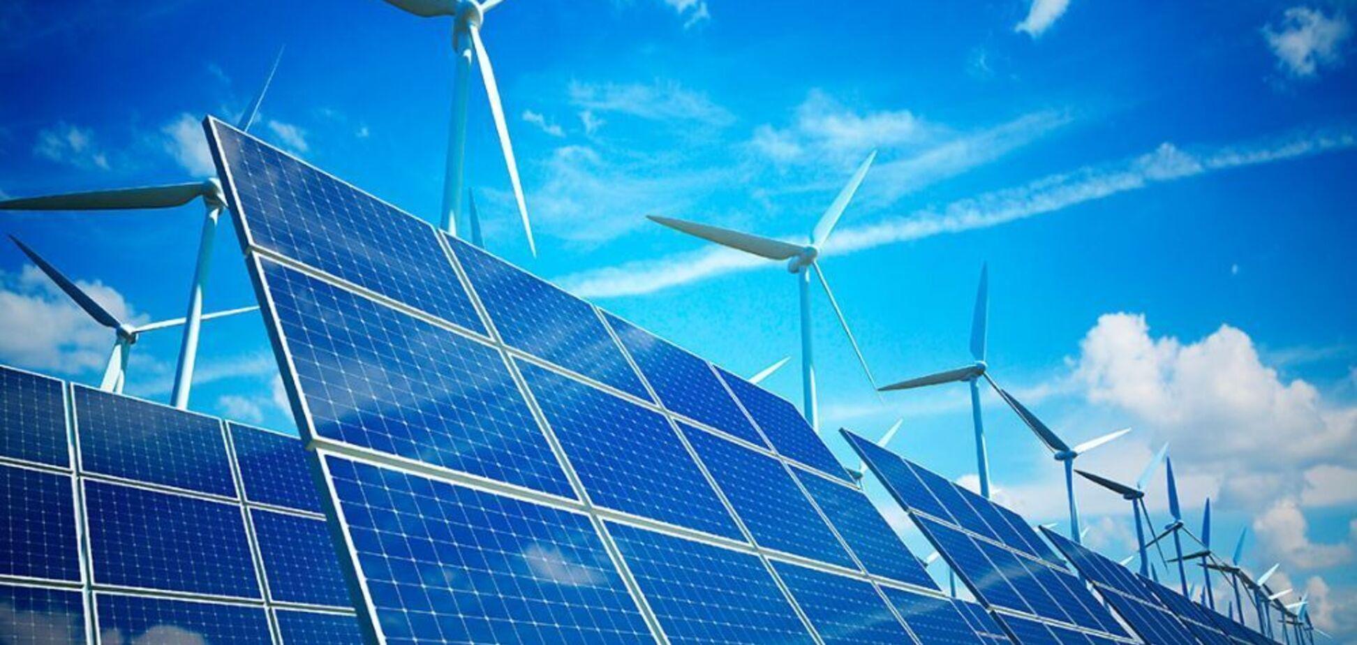Як зробити 'зелену' енергетику в Україні більш ефективною: озвучено сценарій
