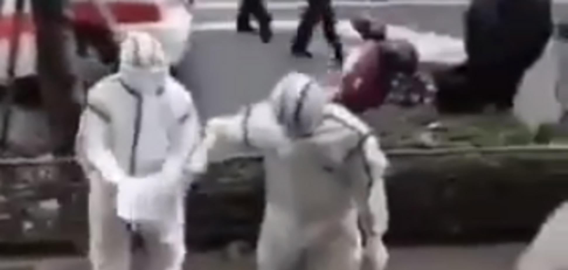 З'явилися зловісні кадри з Китаю, охопленого вірусом