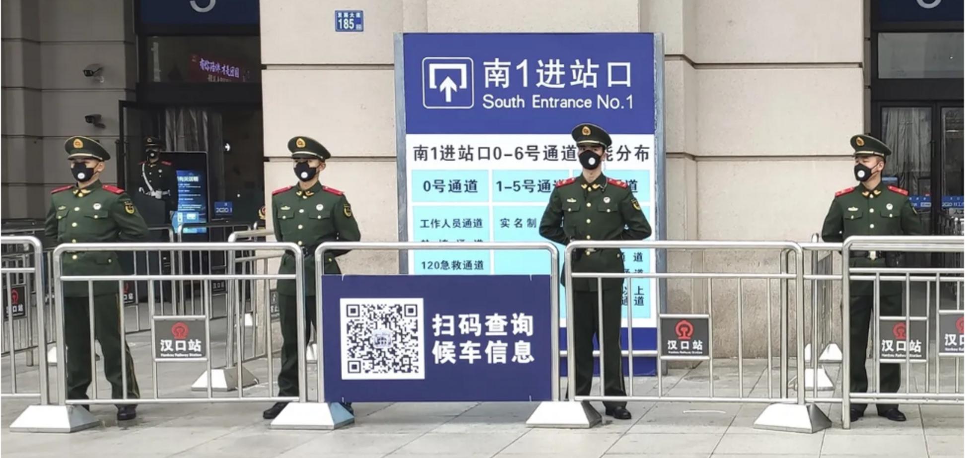 Начебто всі вимерли: в Китаї оголосили жорсткий карантин через коронавірус. Фото і відео