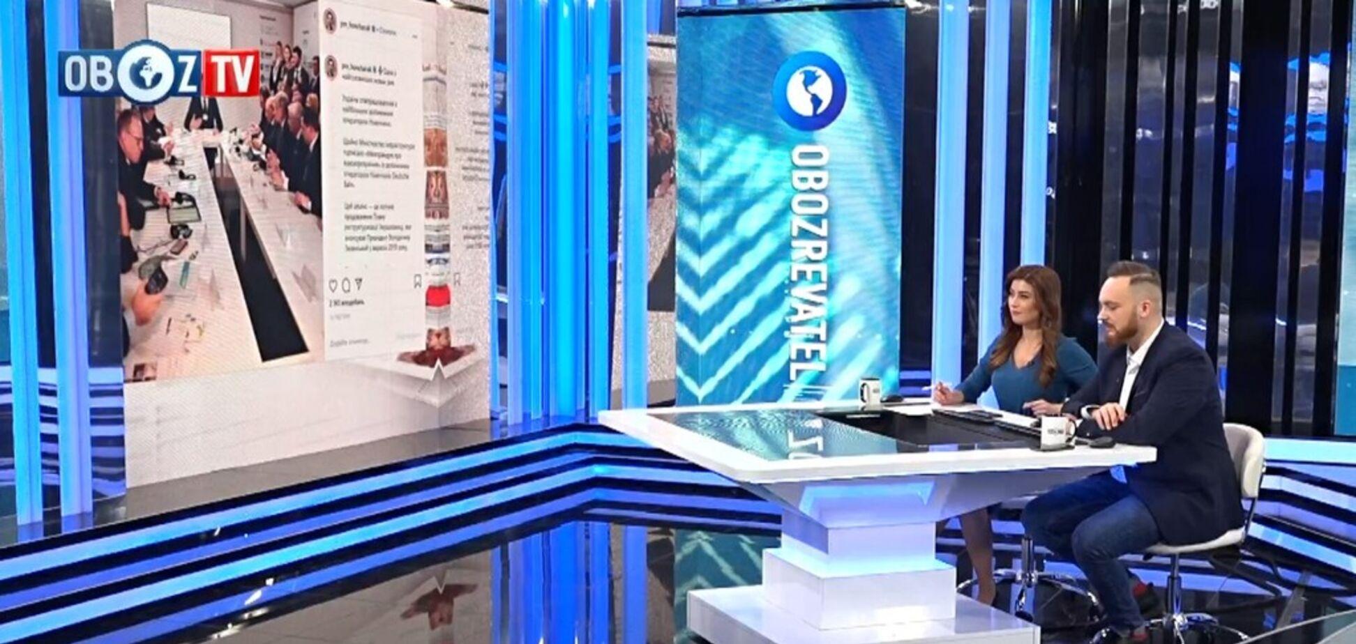 INSTAOBOZ: Украина будет сотрудничать с Deutsche Bahn