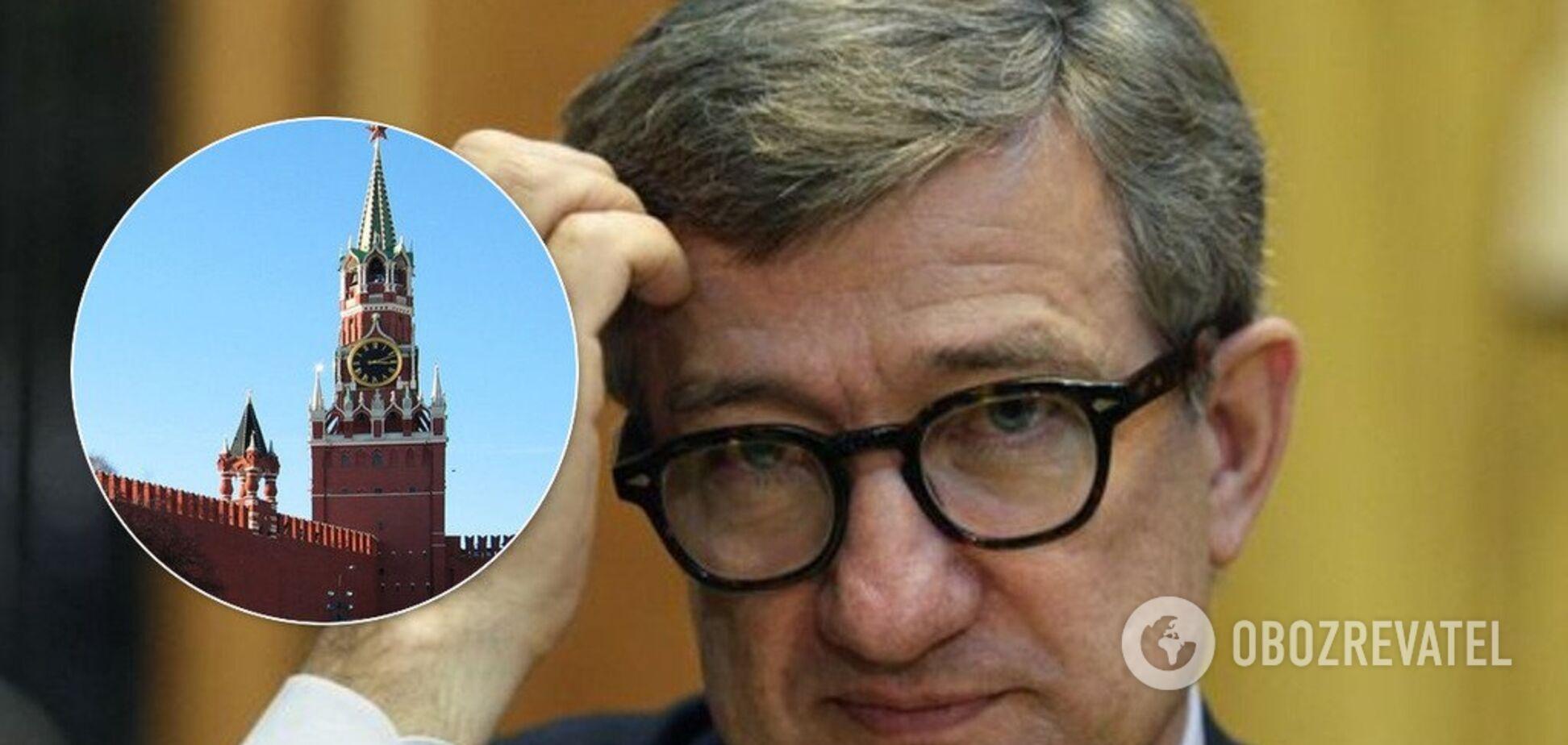 Заплатил миллионы: вскрылись прокремлевские связи Таруты