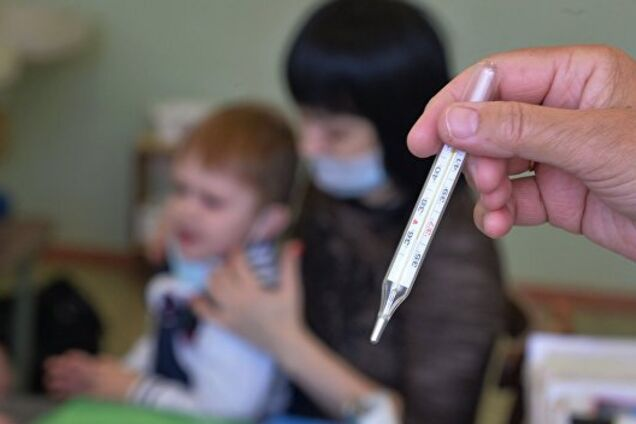 У Дніпрі 2-річний хлопчик помер від грипу