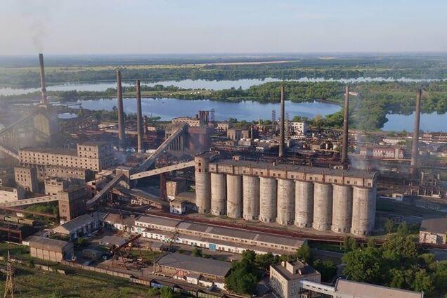 Дніпровський коксохімічний завод