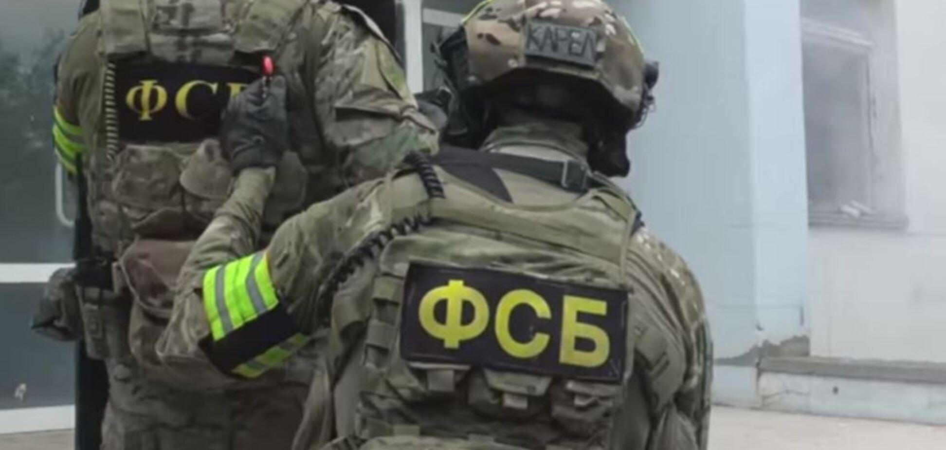 'Назначена следующая жертва': оккупанты задержали в Крыму 'украинского террориста'