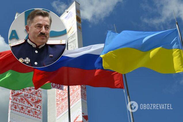 Виктор Водолацкий предложил Украине присоединиться к Союзному государству