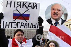 'Вони б 'з'їли' мене!' Лукашенко жорстко висловився щодо Росії