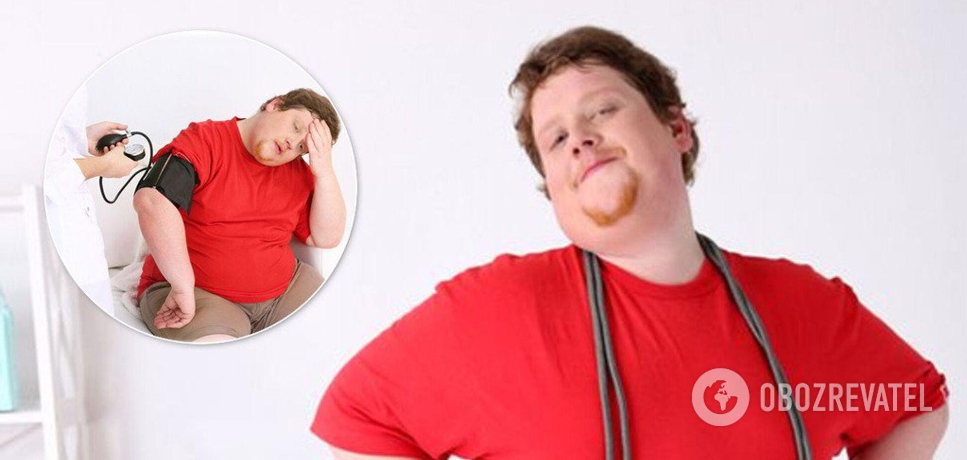 Розмір має значення! Медики попередили про небезпеку жиру на животі