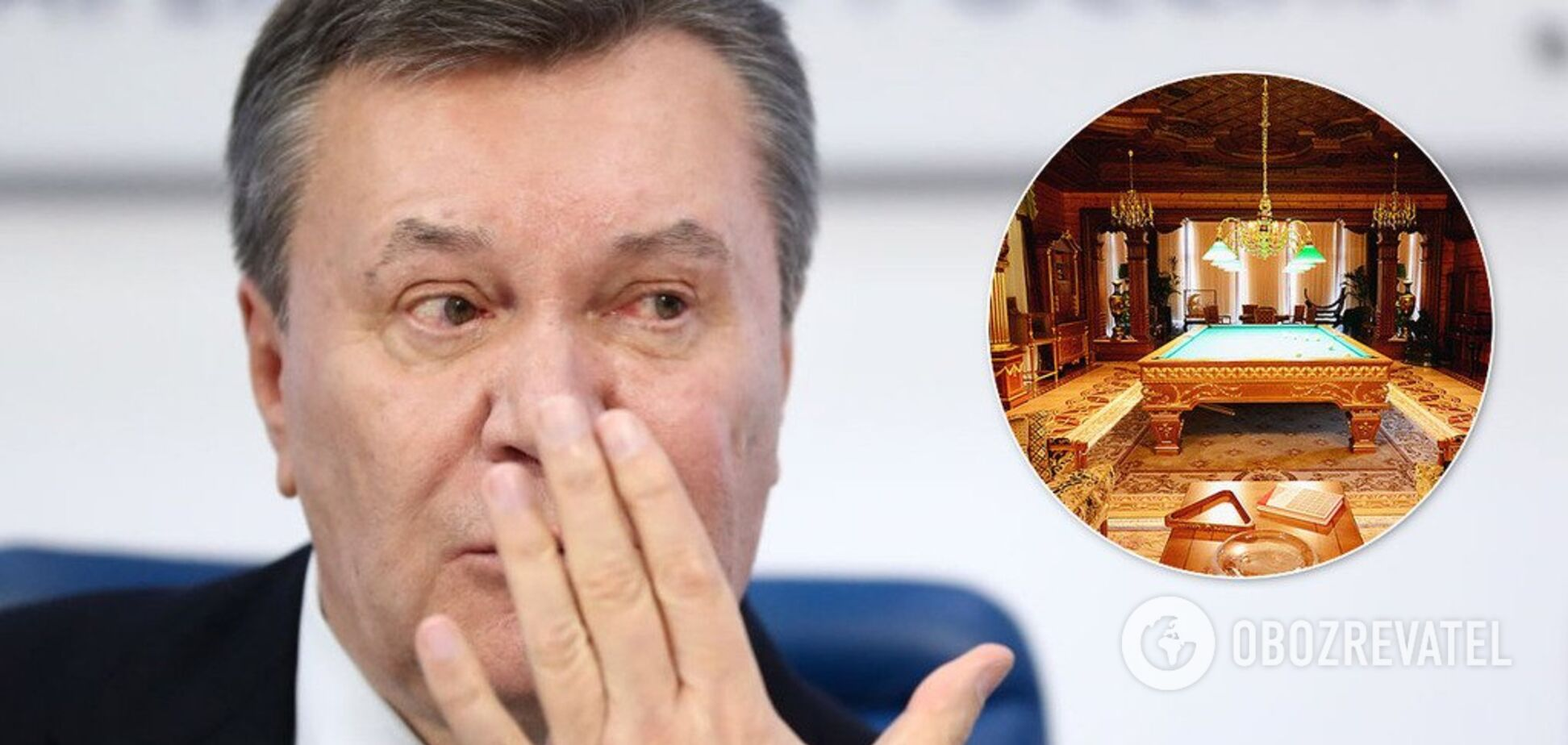 Адвокат розповів, де зараз живе Янукович