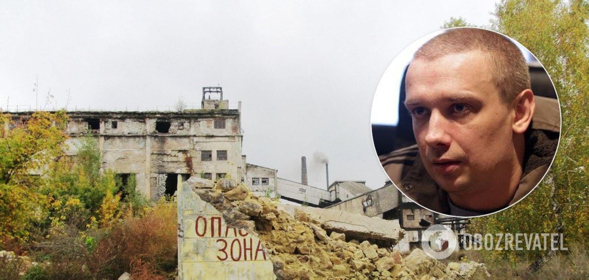 Сжигали на заводе, тела сбрасывали в шахты: бывший узник рассказал о могильниках в 'ЛНР'