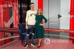 Андрій Чорновол – шоумен, теле та радіоведучий. Показовий сім'янин, якому доводиться розціловувати зірок шоу-бізнесу