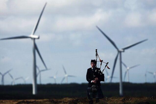 Зеленая энергия в Шотландии
