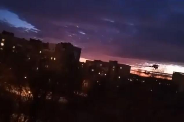 Возле Донецкого аэропорта прогремели звуки артиллерии