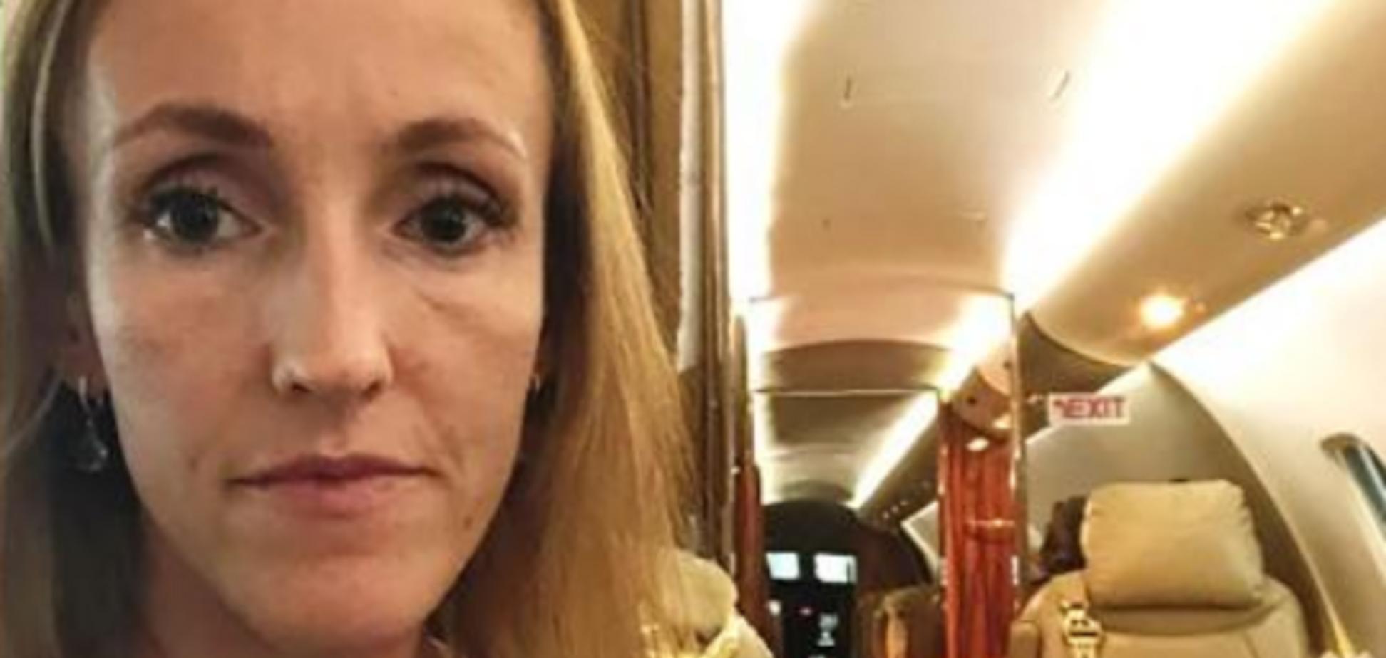 Елена Малахова: пассажирку самолета МАУ ООН связала с войной в Ливии