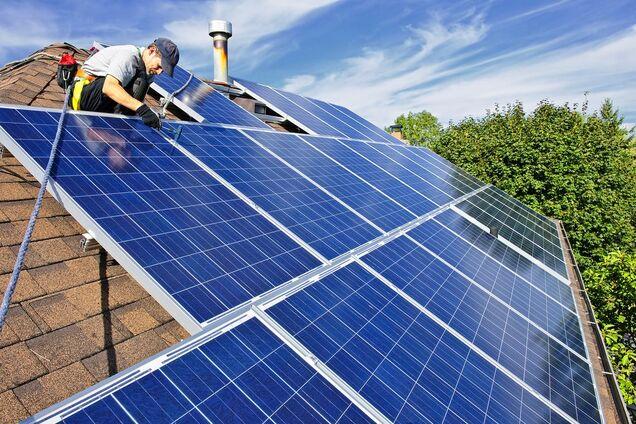 Домашня сонячна станція