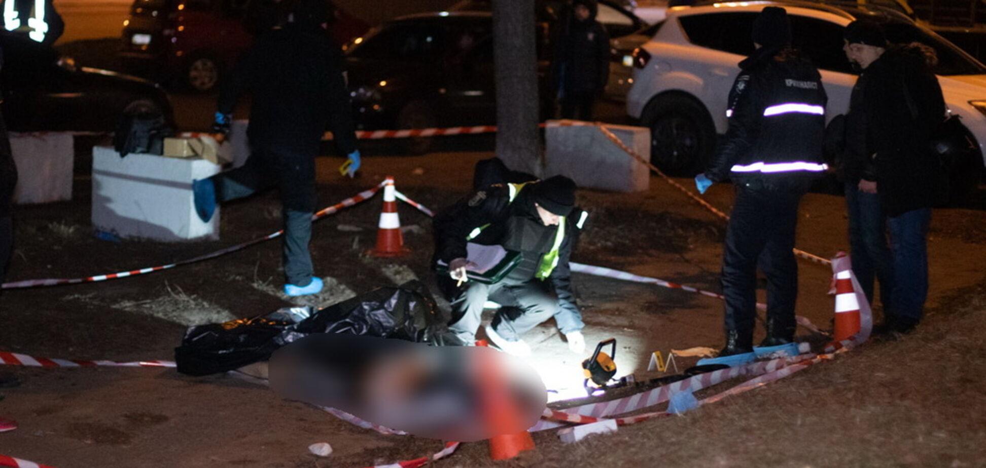 На теле 17 ножевых ранений: в Киеве зверски зарезали мужчину. Первые фото