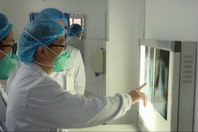 У Китаї вилікували першого пацієнта з коронавірусом