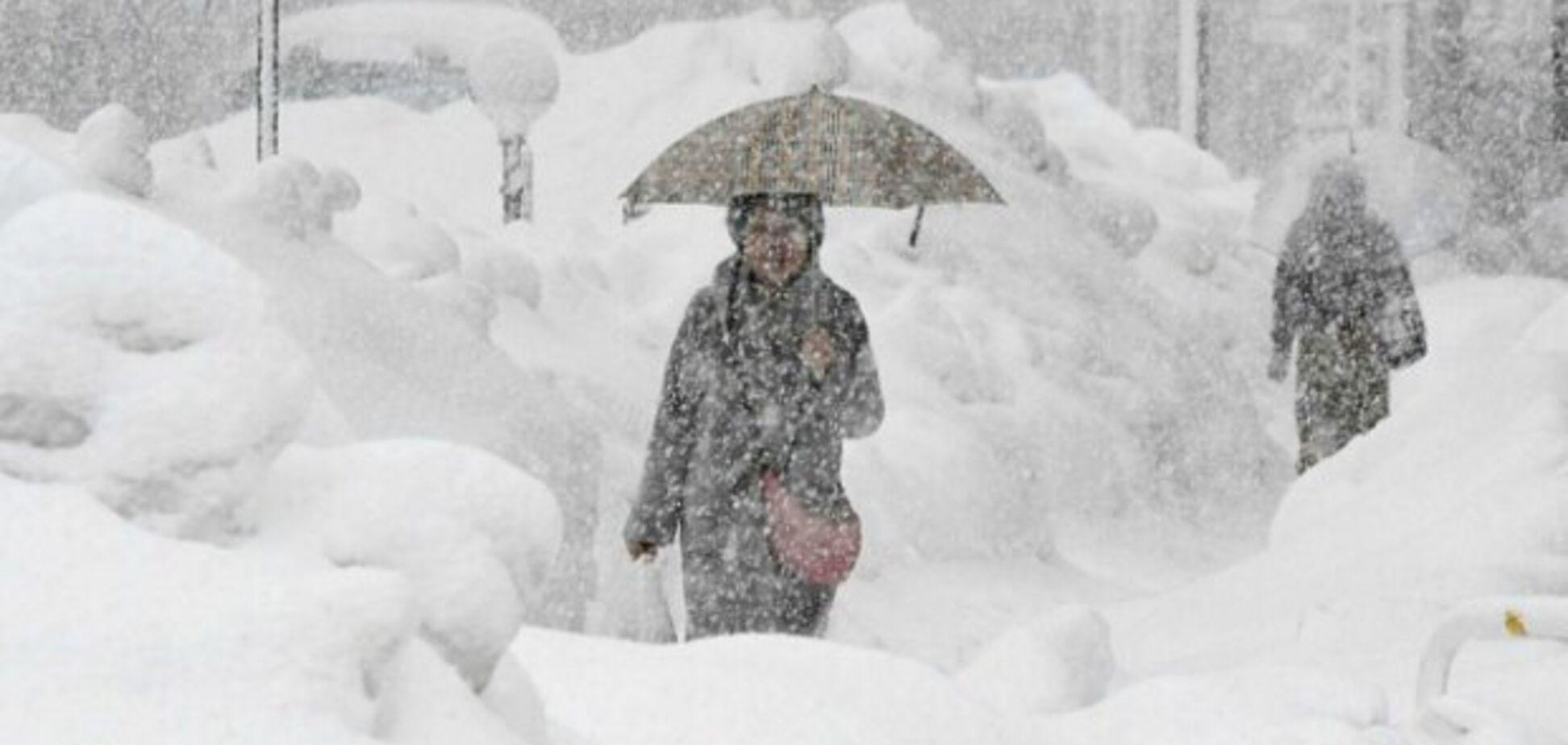 Прийде арктичне повітря: стало відомо, коли Україну завалить снігом