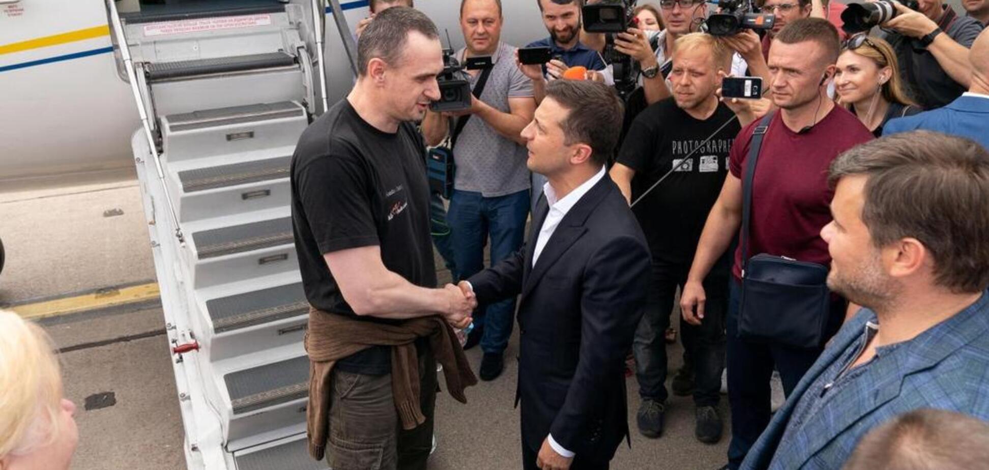 'Брудне болото!' Сенцов ухвалив різке рішення щодо майбутнього через Зеленського