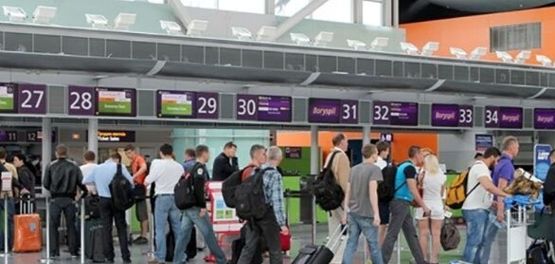 У'Борисполі' почнуть перевіряти пасажирів через коронавірус