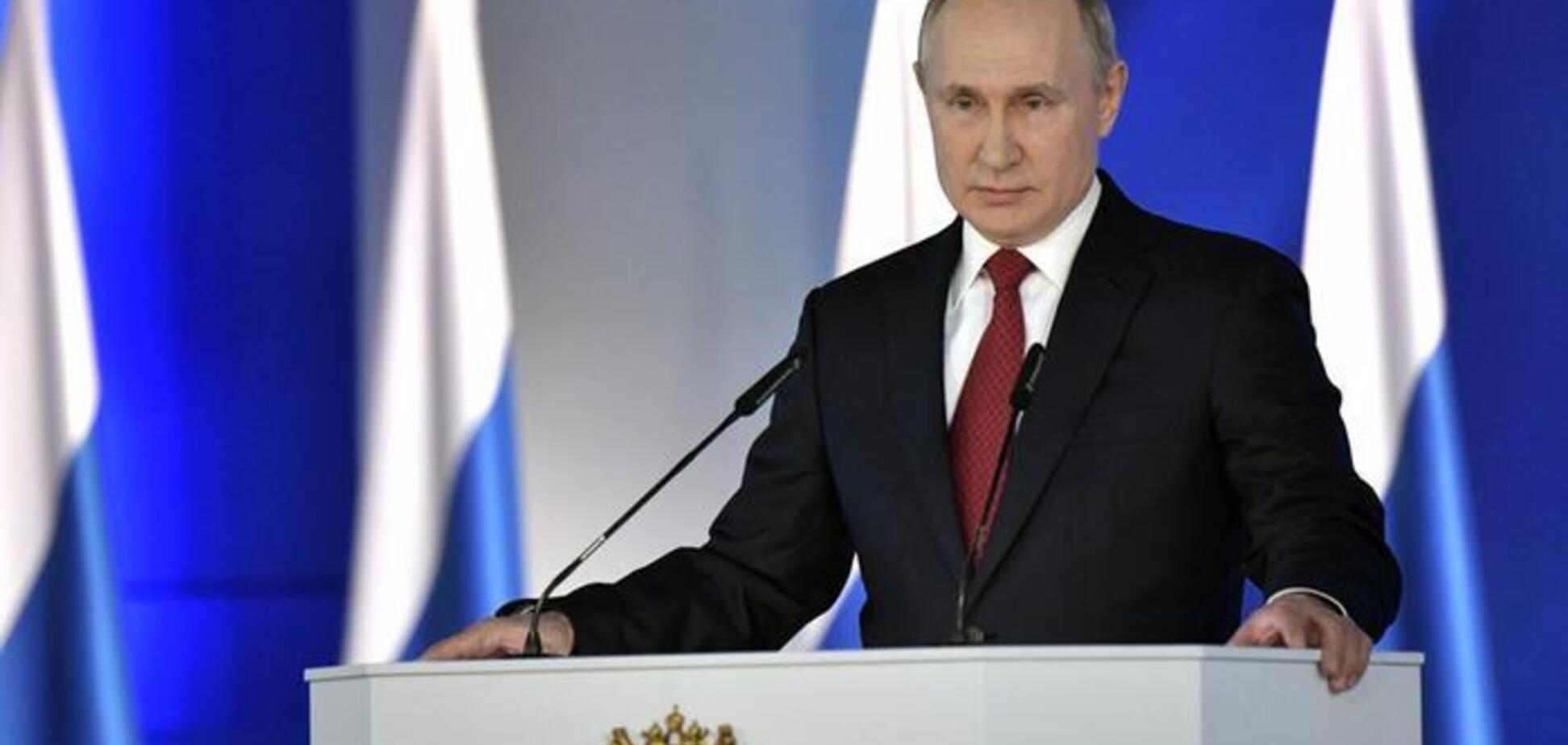 Путин устроил переворот