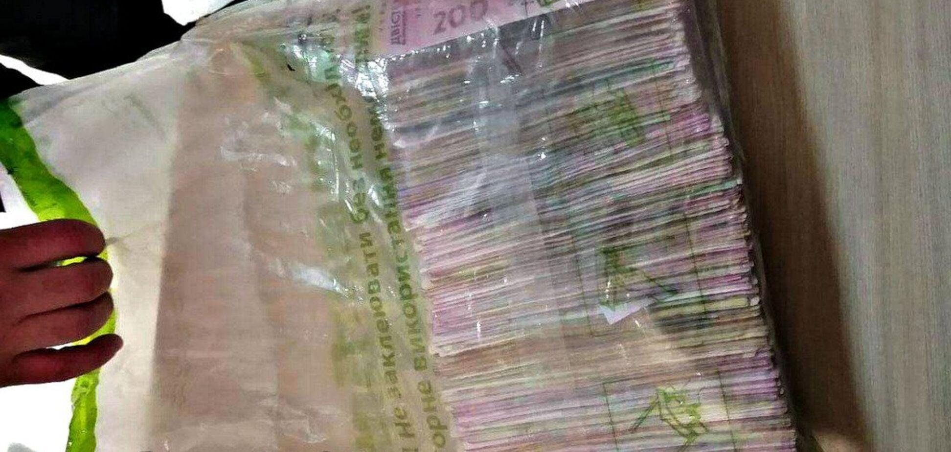 На Одесщине в банк вернули крупную сумму, утерянную инкасаторами