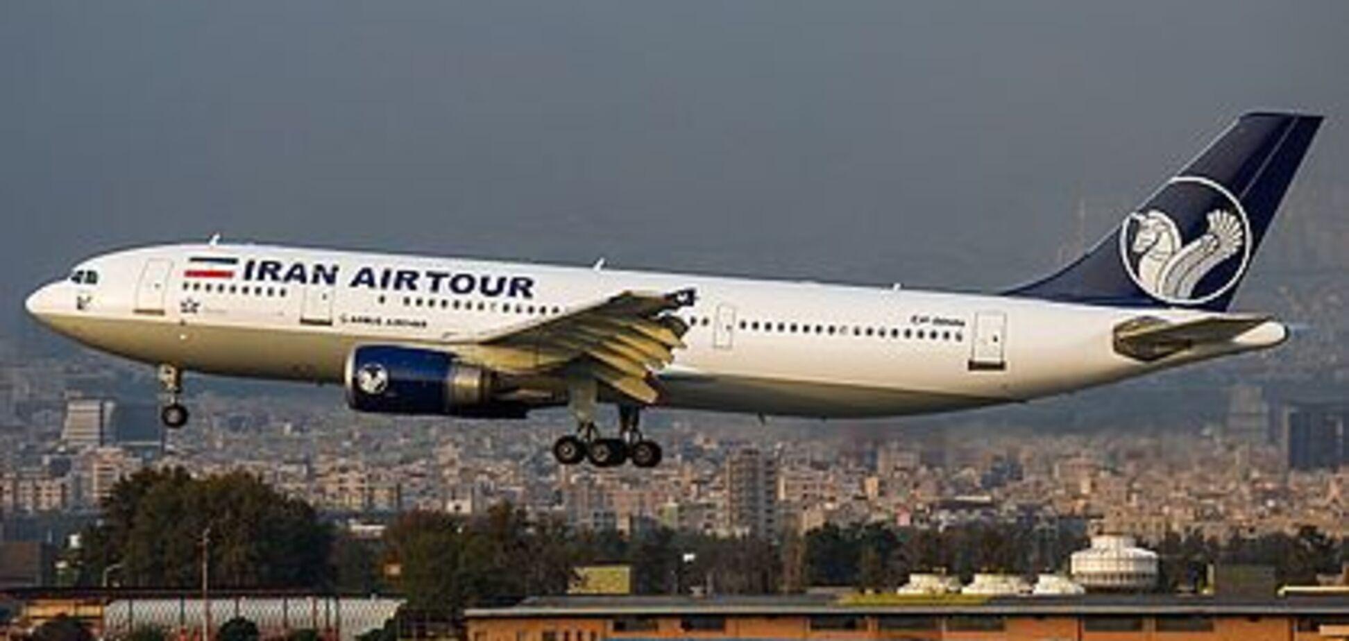 В Ірані трапилася нова НП з пасажирським літаком: що відомо